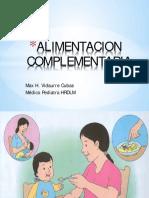 5.-Alimentacion Complementaria 2018