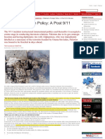 Foreign policy of Pakistan since 911.pdf