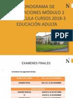 Presentación Información Para Estudiantes