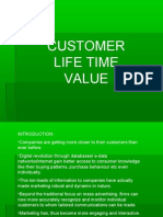 Cust Lifetime Value