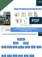 Paparan Kementerian Perdagangan