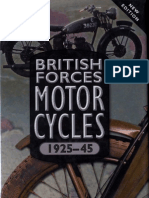 Sutton Publishing - British Forces Motorcycles 1925-45