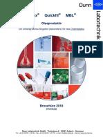 Scilabware Chemieglas Brosschüre 2017