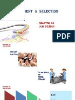 Ch 02- Job Design