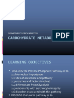 Carbohydrate Metab 2