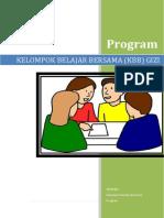 Program Kerja KBB Rev 2