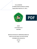 Tugas MRB (Konsep Statistik)
