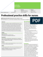 (Unit 4 AB)Professional Practice skills for Nurses.pdf