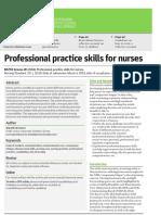 (Unit 4 AB)Professional Practice skills for Nurses.pdf