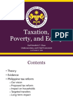KARL CHUA Taxation Poverty and Equity