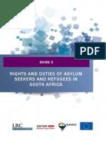 2015 Asylum Seeker Guide Rights and Duties of Asylum Seekers