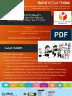 Divisi Phl Pengawasan Pemutakhiran Data Dan Daftar Pemilih Pemilu 2019