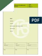 Procedimiento de Control Documentación de Registros