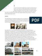 History II Project II