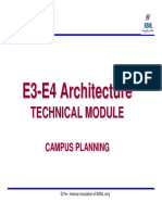 E3-E4 Arch Chapter-1 Campus Planning