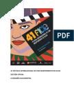 41 Festival Internacional de Cine Independiente de Elche. Sección Oficial Documental