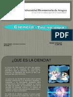 Ciencia y Tecnologia FREDDY MORALES