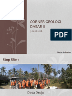 Geologi Malang Selatan