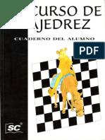 Cuaderno del alumno - Curso de Ajedrez Nº 1 (Jesus de la Villa).pdf