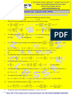 _ Differential Equation