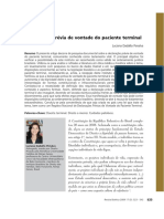 Luciana DADALTO. Declaração prévia de vontade do paciente terminal. Revista Bioética, vol. 17, nº 3, 2009, p. 526.pdf