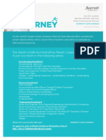 Recruitment Flyer - Job Opening for Westin(2)