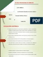 Diapositiva Simulación Absoluta - Acto Jurídico
