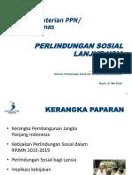 213753 Perlindungan Sosial LANSIA CAS