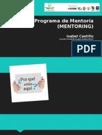 Programa de Mentoría_Puerto Maldonado