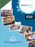 Annual Report:2013- 2014