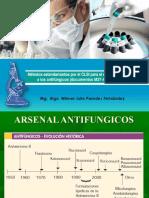 Tecnicas Sensibilidad a Los Antifungicos2018
