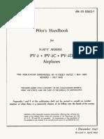 Lockheed PV2 Harpoon Pilots Handbook
