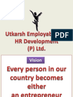 Utkarsh Employability & HR Development (P)