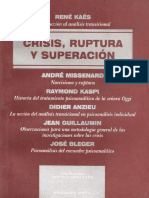 Crisis, ruptura y superación [René Kaës].pdf
