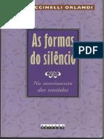 As formas do silêncio - Eni Orlandi.pdf