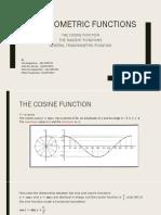 Trigonometric Functions (Kelompok 5)