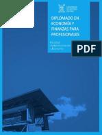 Diplomado Economia y Finanzas Para Profesionales 1