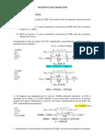 matematicas financiera