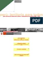 1. Pndu Peru Territorio p Todos 2008