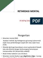 15 Retardasi Mental