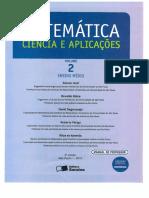 Matemática Ciências e Aplicações Vol 2