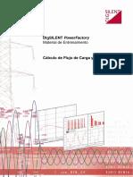 Calculo de Flujo de Potencia y Cortocircuito -PF