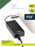 900007 - Universal Power Supply 90 w Eu
