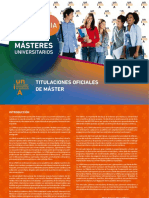 Folleto Masteres 2016 Digital