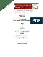 Didactica Activ. Modelo Uladech