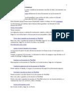 Word Pad Elementos Basicos 6a y 6b