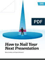 How to Nail Your Next Presentation.pdf