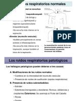 ESTERTORES PULMONARES Y RUIDOS ADVENTICIOS Y RESONCIA VOCAL WILSON MINCHALA.ppt