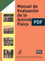 Manual Evaluacion de Actividad Fisica