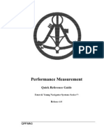 Prfm Measurement QRG